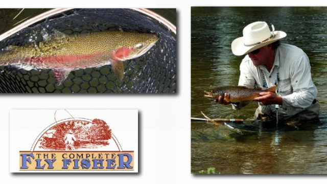 The Complete Fly Fisher lodge in Montana: Fish The Big Hole River