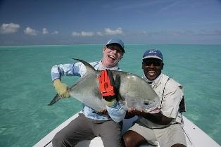 Angler Adventures Clients Catch Big Fish!