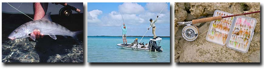 Andros Island Bonefish Club and Fishing Calendar