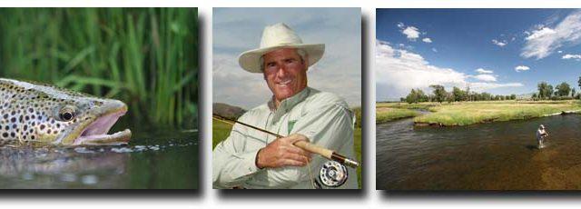Brian O'Keefe & 5 Rivers Lodge Presents: Fly Fishing Montana