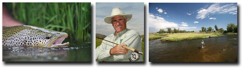Brian O'Keefe & 5 Rivers Lodge Presents: Fly Fishing Montana