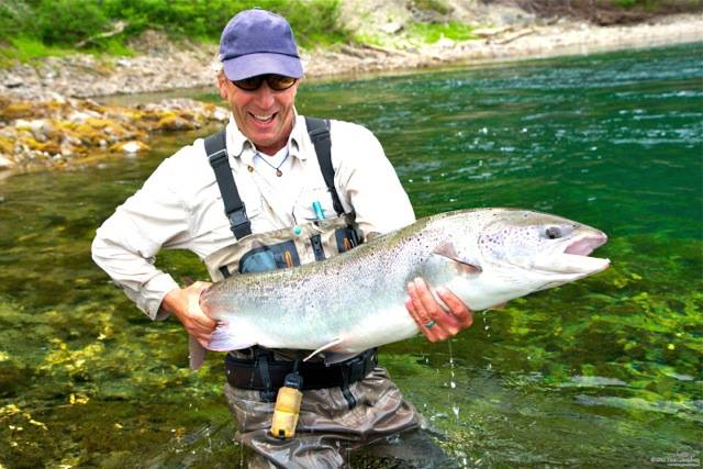 Openings on THE WEEK for Salmon Fishing on the Gaspe, the Miramichi, and Iceland