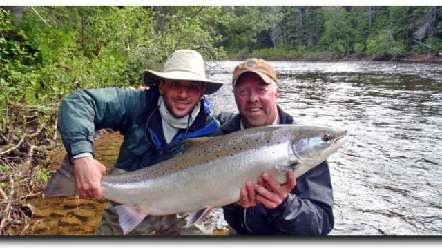 Unbelievable Atlantic Salmon and Searun Brown Trout Fishing in Canada, Iceland, Russia, Tierra del Fuego