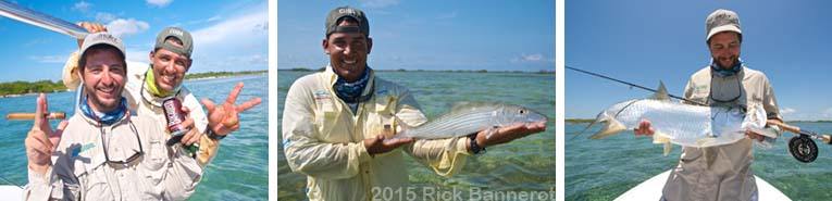 Cuba Flats Fishing: Grand Slam & Last Call for 2015