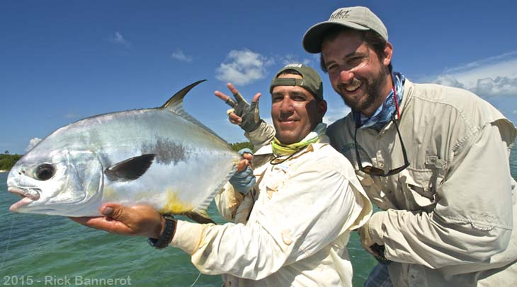 Cuba Flats Fishing: Grand Slam & Last Call for 2015