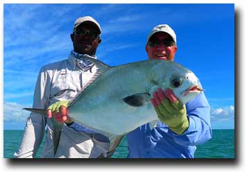 Cold Weather = Hot Fishing at Grand Bahama: #2 Simram Fools 14 Pound