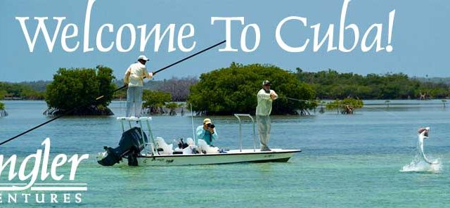 Cuba Flats Fishing: 2015 Will Be Remembered in Angling History!