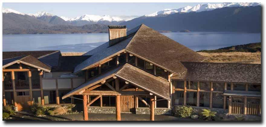 Fiordland Lodge Te Anau