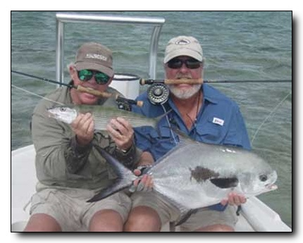 Bonefish and Permit from Grand Bahama