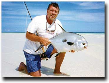 H2O Bonefishing has Permit fishing too!