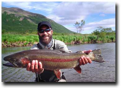 Collin Winkelman's BIG Mission Lodge Trout