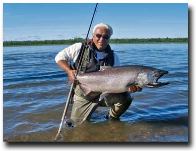 Mission Lodge, Bristol Bay King Salmon