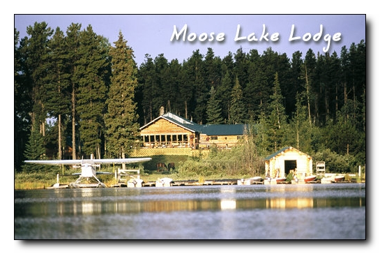 Moose Lake Lodge & The Dean River Outpost Camp