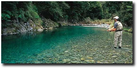 Fly Fishing New Zealand with Poronui Manager Eve Reilly