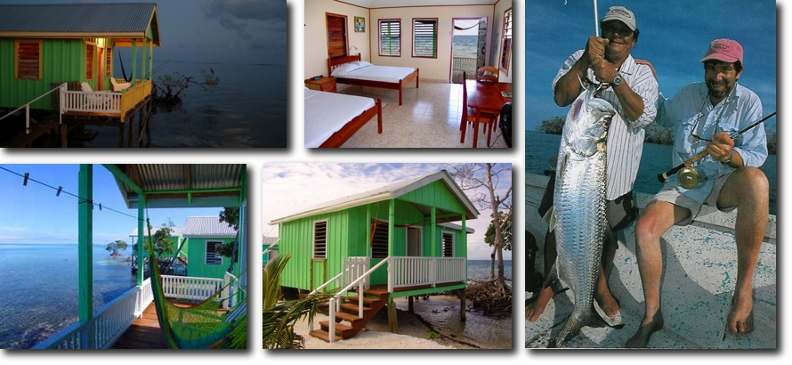 Tarpon Cay Lodge