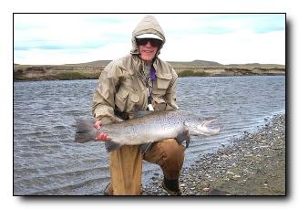 Toon Ken Lodge Sea Run Brown Trout