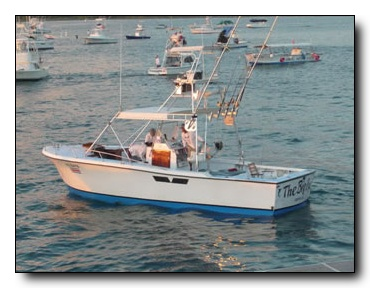 JP Sportfishing Tours Fleet