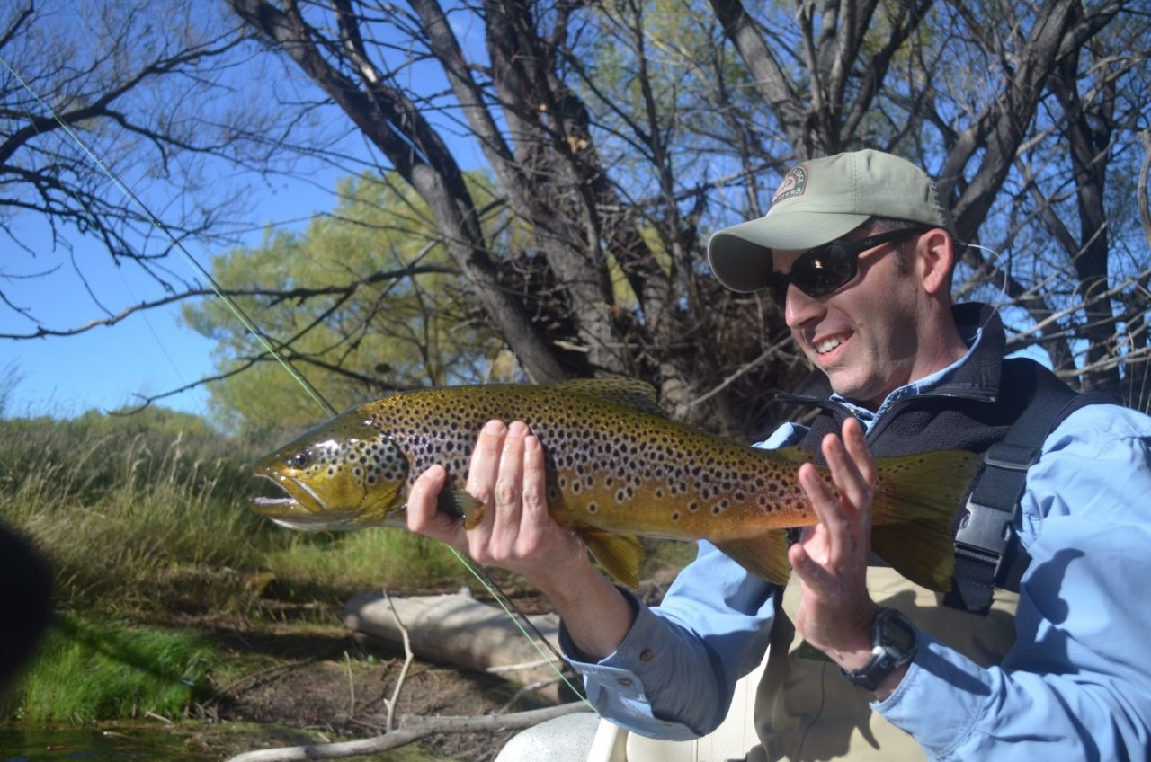 Fly Fishing Andes
