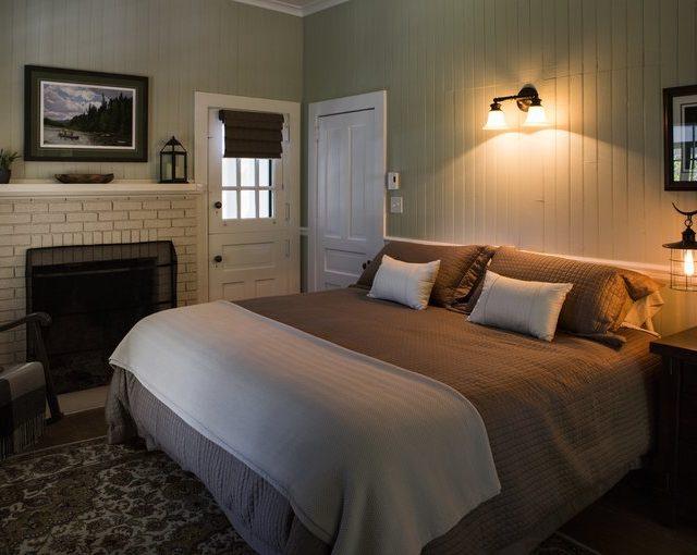 Quebec CLub Bedroom