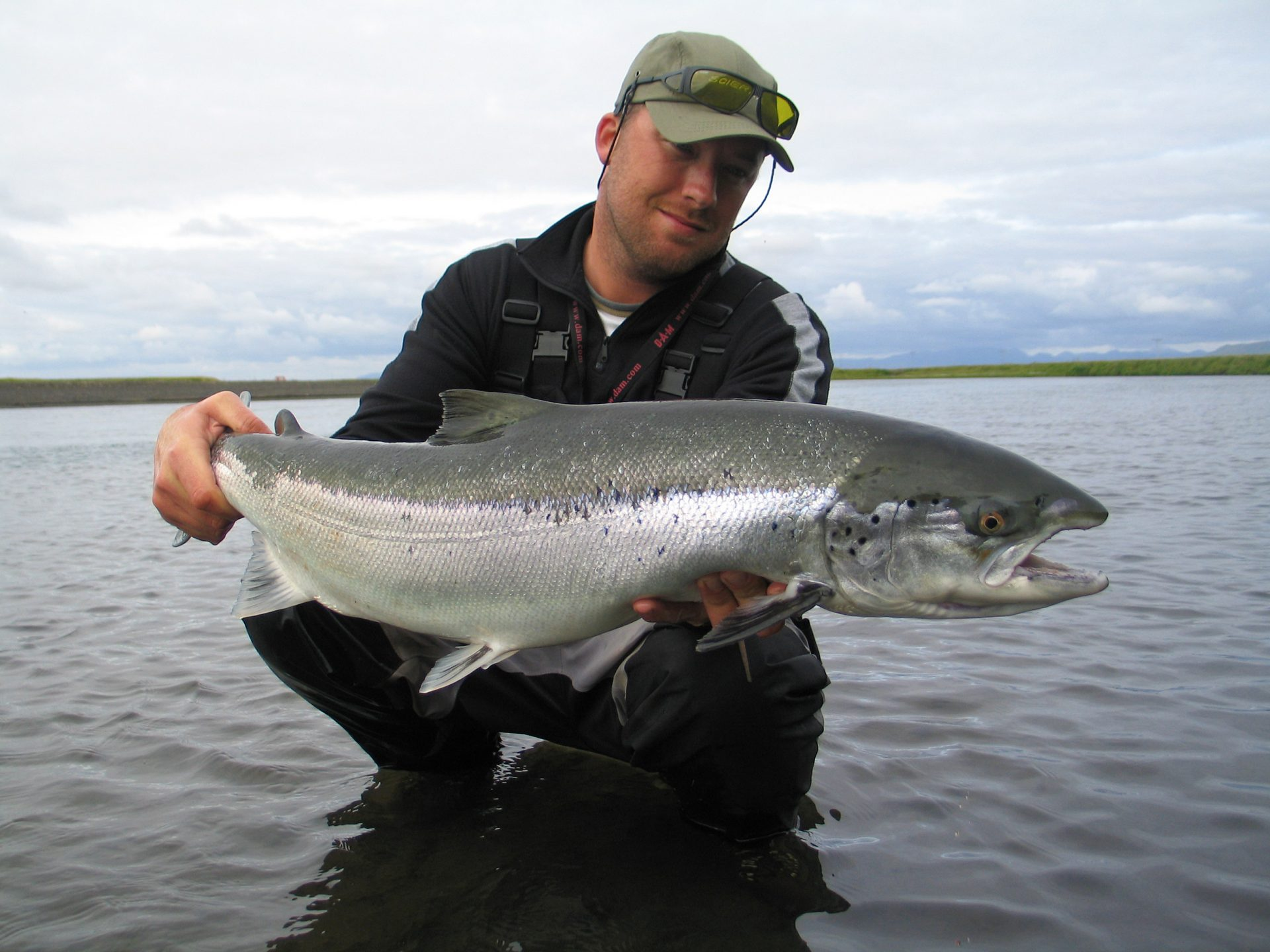 East Ranga bright salmon Angler Adventures