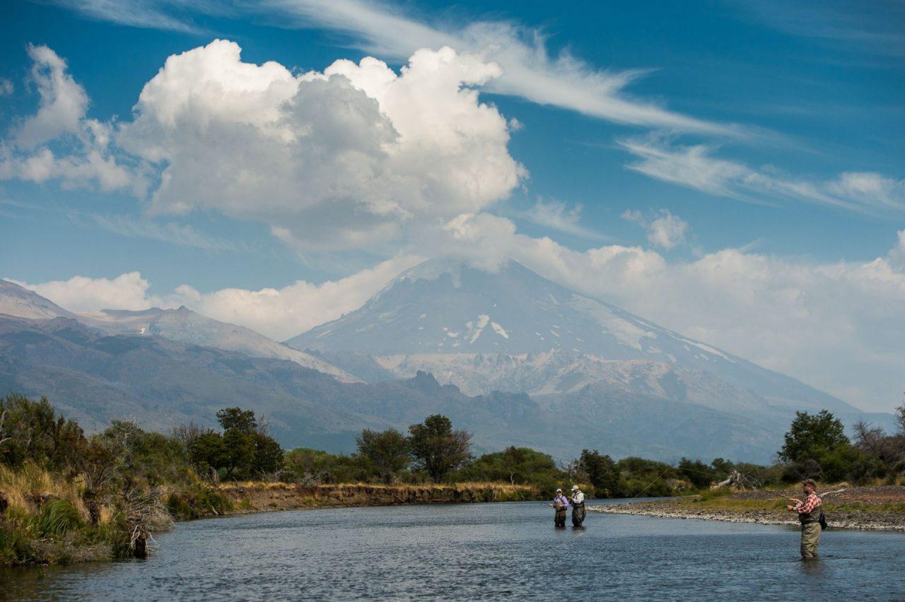 Malleo River & Hosteria San Huberto