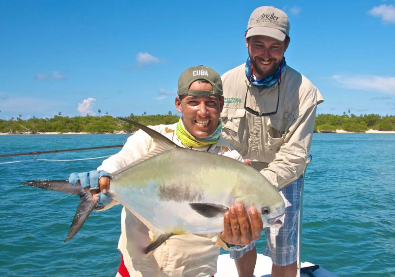Cuba angler adventures